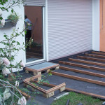 Unterkonstruktion Holz Terrasse